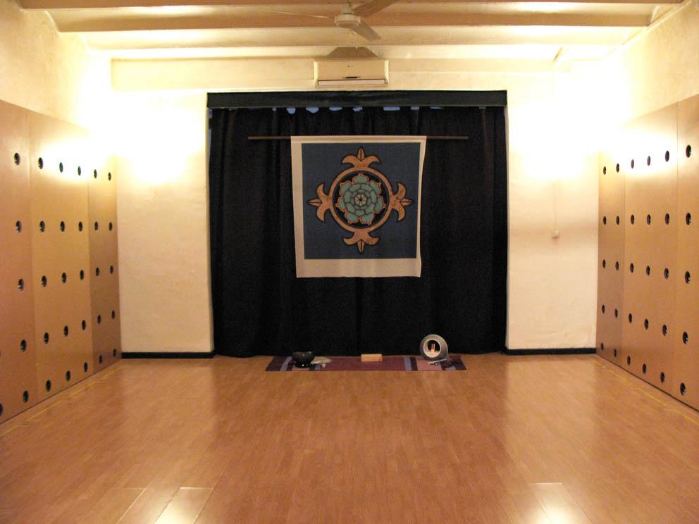 Yoga en Gracia