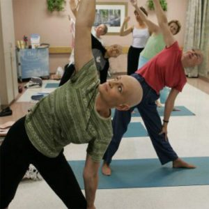 yoga oncologico