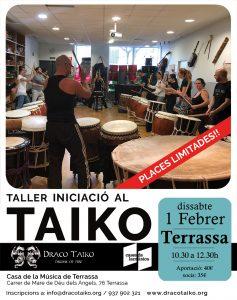 TALLER TAIKO