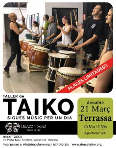 Taiko workshop3